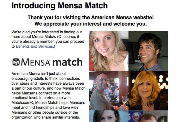 Dating Mensa