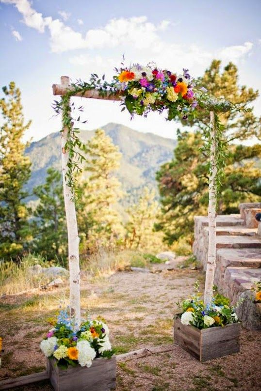 Diy rustic garden wedding gate decorations for spring wedding diy rustic garden wedding gate decorations for spring workwithnaturefo