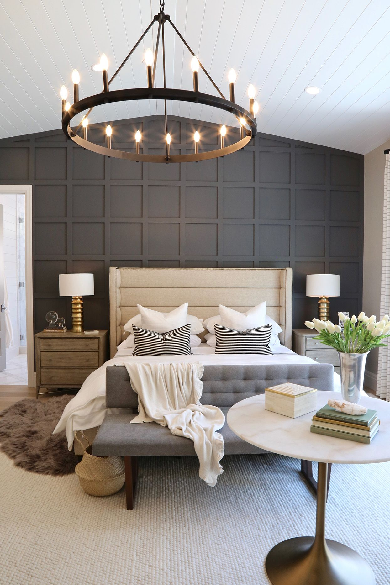 Goodbye Gray Hello Earth Tones Our 2020 Paint Color Forecast Master Bedrooms Decor Bedroom Makeover Home