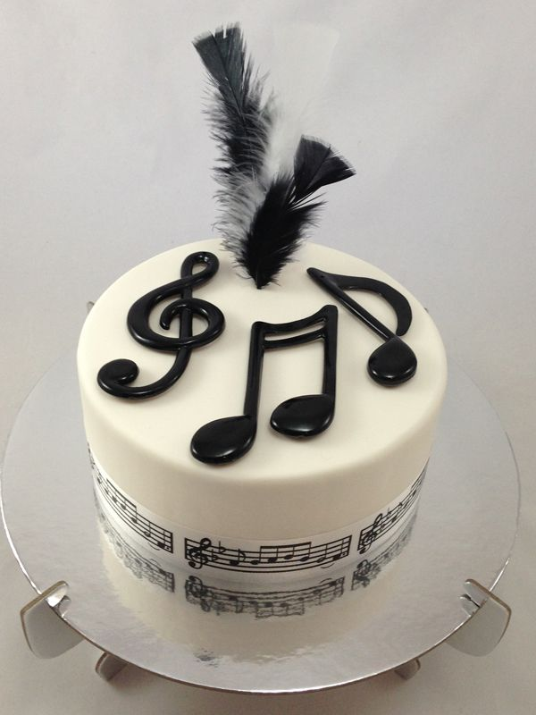 Cake Decorating Music Notes : Musical Notes Cake Kit. Click here http://www ...