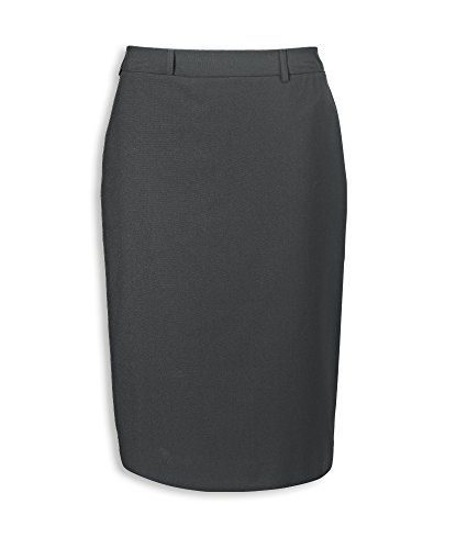 Alexandra Workwear Womens Cadenza Straight Skirt Charcoal 18 R * Read more reviews of the product by visiting the link on the image.