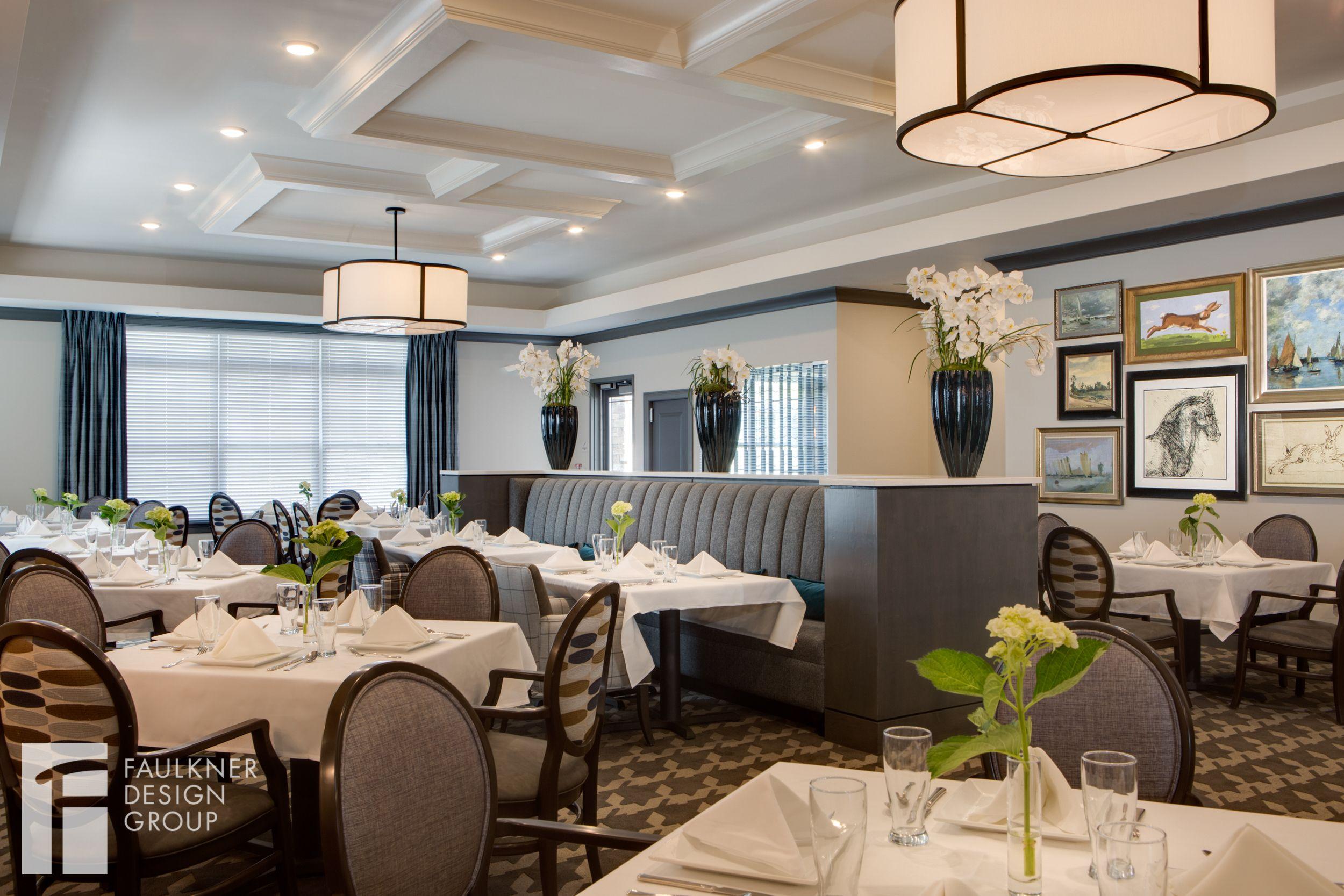 Senior Living Designed By Faulkner Design Group