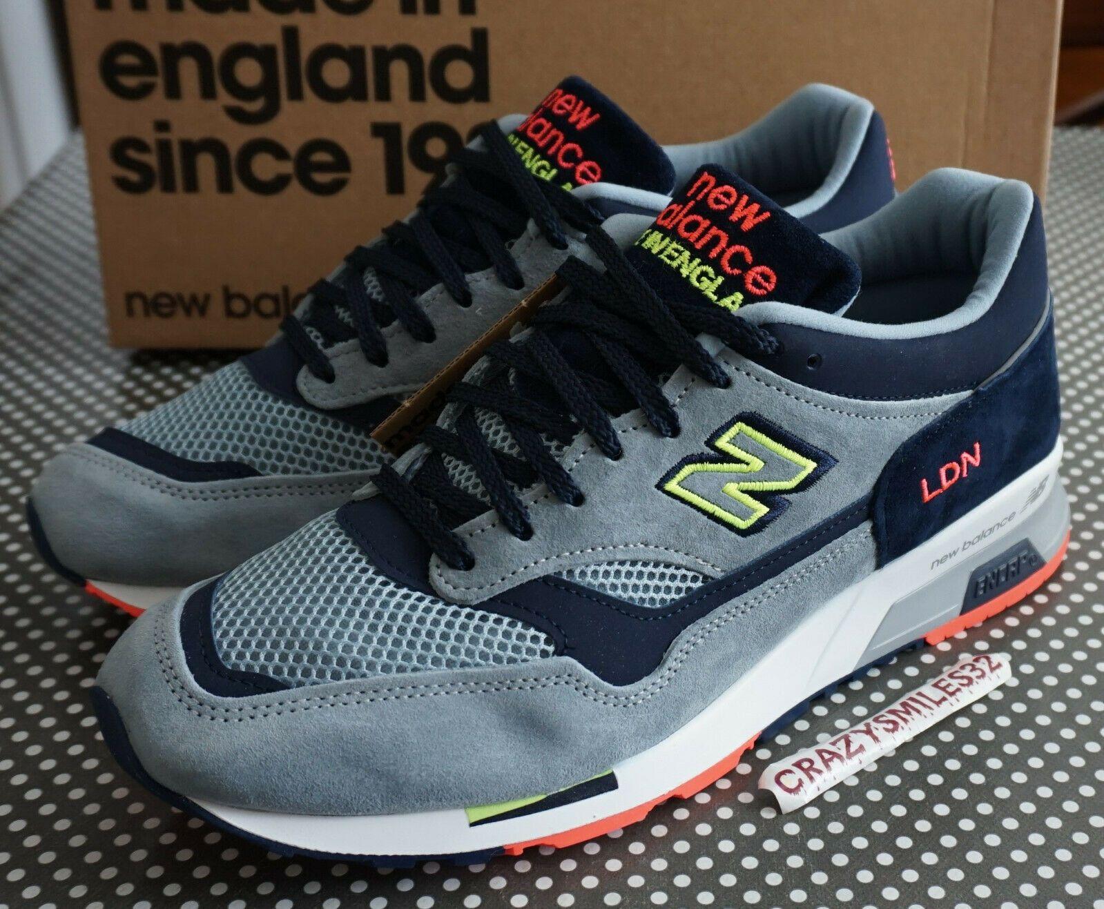 competitive price ea375 23982 Details about New Balance M 1500 LDC Sz 8 London Marathon ...