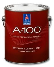 A-100® Exterior Acrylic Latex Paint from Sherwin-Williams