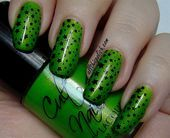 Photo of Star Power  Nail Art Gallery nailartgallery.na by NAILS Magazine www.nailsma