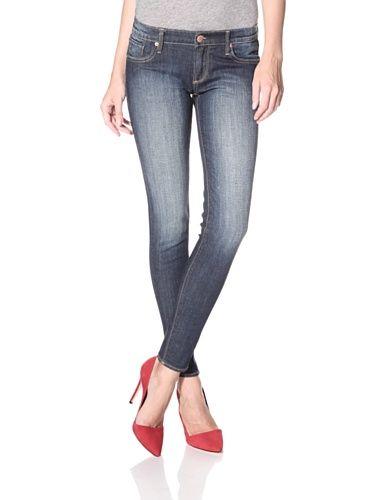 Driftwood Women's Skinny Jean (Medium Wash)