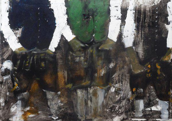 Alpenkunst, Bilder In Acryl. Bayrischekunst, Bayrisches Lebensgefühl,  Tracht In Einer Anderen Darstellung