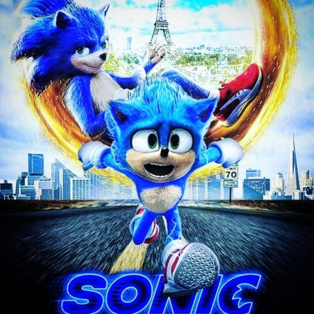 Pin By Jermaine Wooden On Sonic In 2020 Sonic The Movie Sonic The Hedgehog Sonic