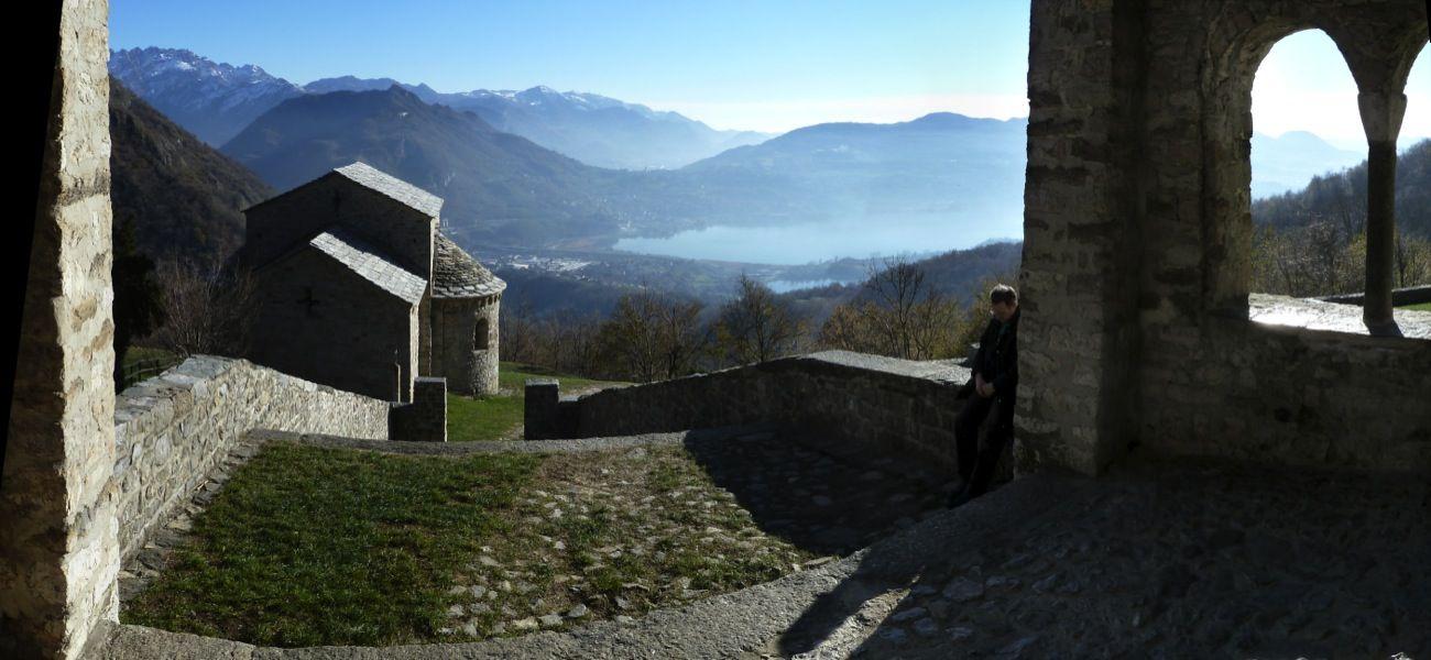 SAN PIETRO AL MONTE: RITORNO ALL'ANNO MILLE http://www.exploratoridelladomenica.it/san-pietro-al-monte-ritorno-allanno-mille/