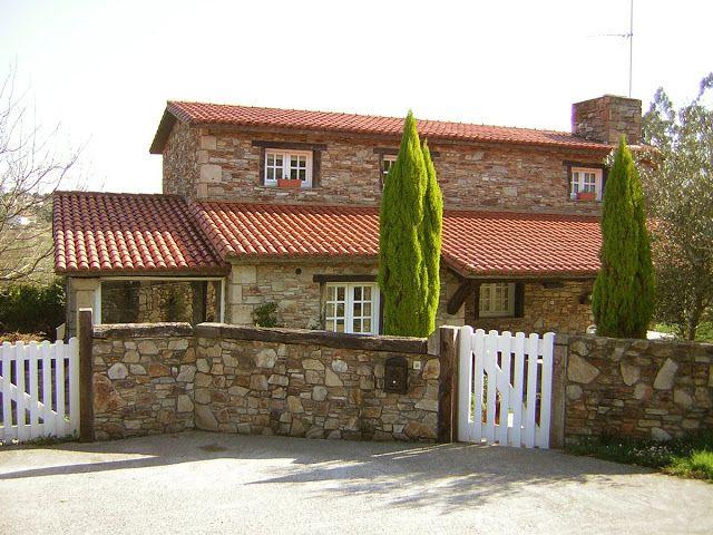 Construcciones r sticas gallegas casas con porche - Rusticas gallegas ...
