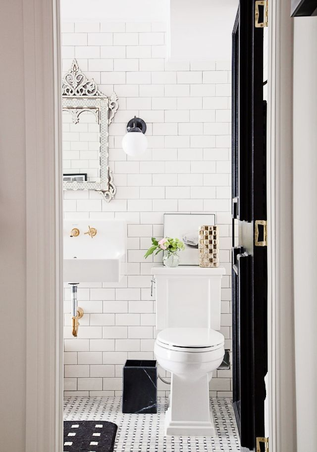 Charming Get Inspired By These Absolutely Elegant Small Bathrooms