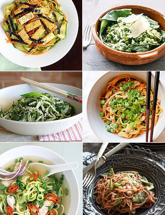 Vegetable Noodles Recipes | POPSUGAR Food