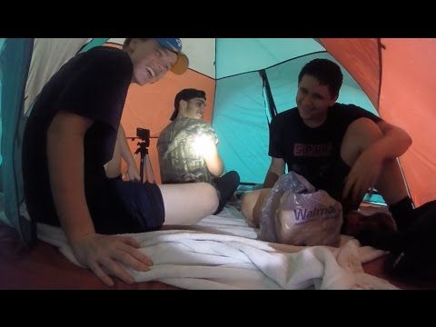 SPRG Goes Camping 2016! #1