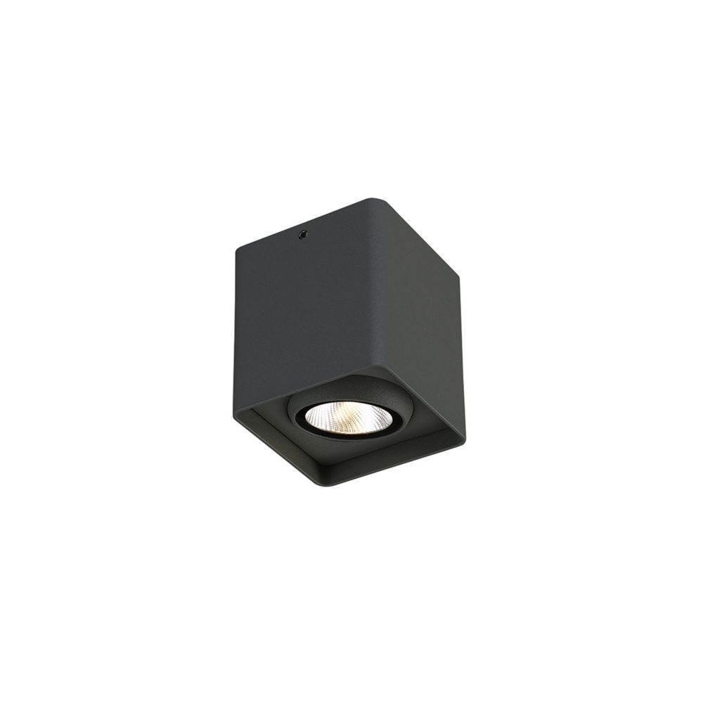 Outdoor Surface Mount Led Graphite Grey Outdoor Flush Mounts