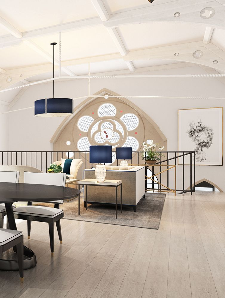 3d Room Interior Design: 3D Visualisation By @3dboffin Of A Stunning Church