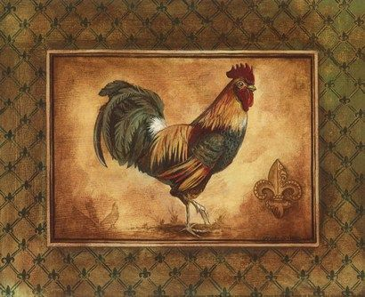 country rooster