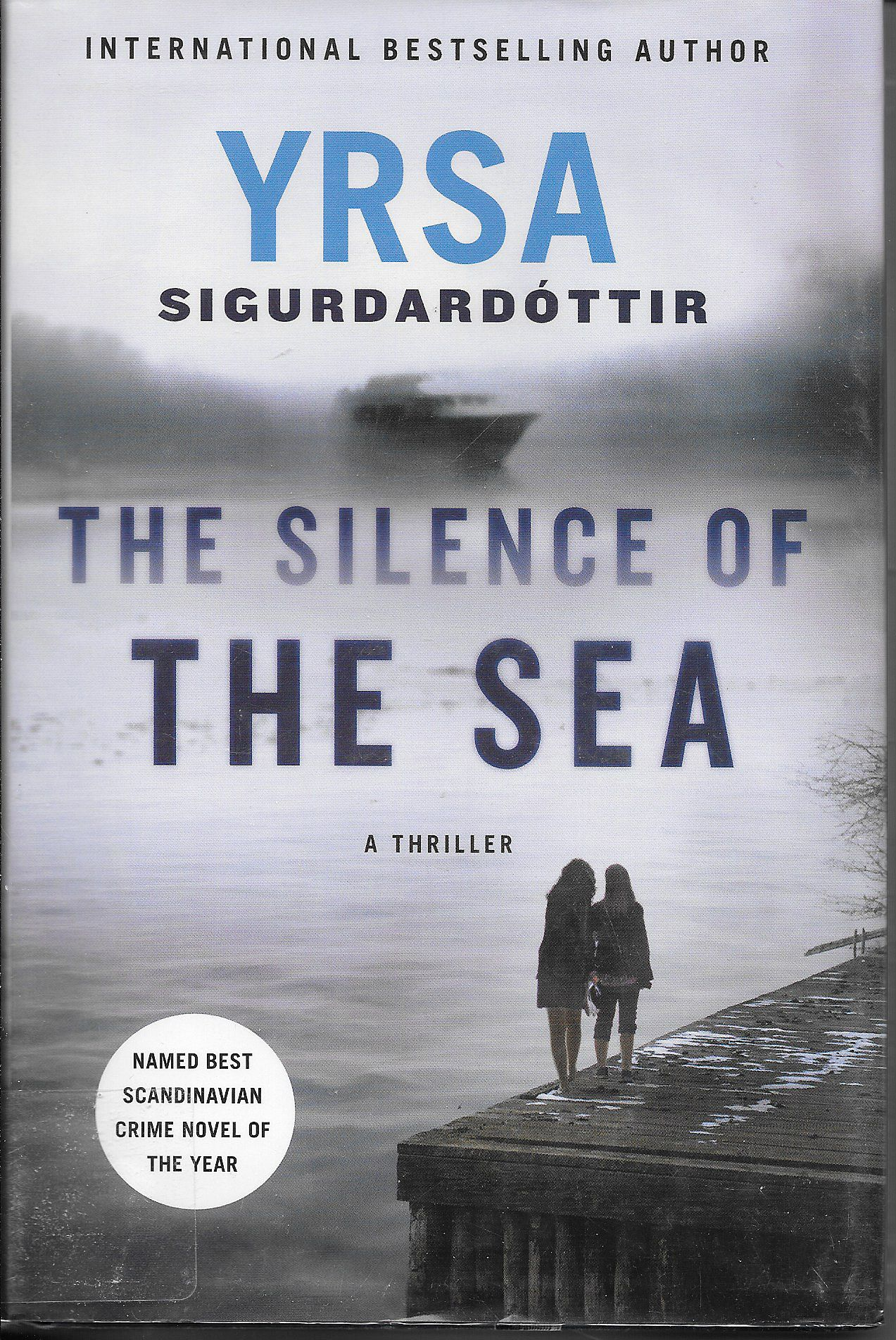 Another Thriller With The Twist Of Icelandic Culture Imbedded In The Story Named Best Scandinavian Crime Novel Of The Year Crime Novels Books To Read Thriller