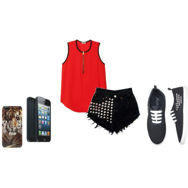 """#44"" by soyunpan8 on Polyvore"