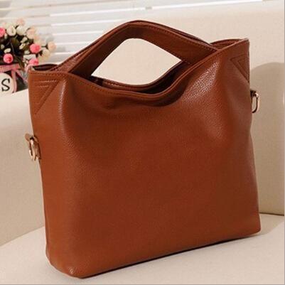 Stylish Leather Tote Bag