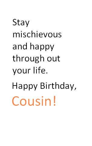 Pin By Kate Himes On Words Happy Birthday Wishes Cousin Happy Birthday Quotes Funny Happy Birthday Quotes