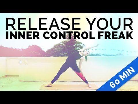 release your inner control freak yoga with brett larkin