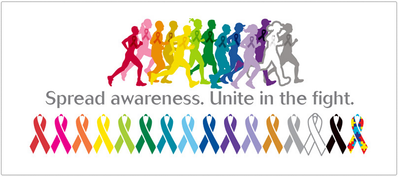 Awareness Banner Awarenss Comes In Many Colors What Colors Of