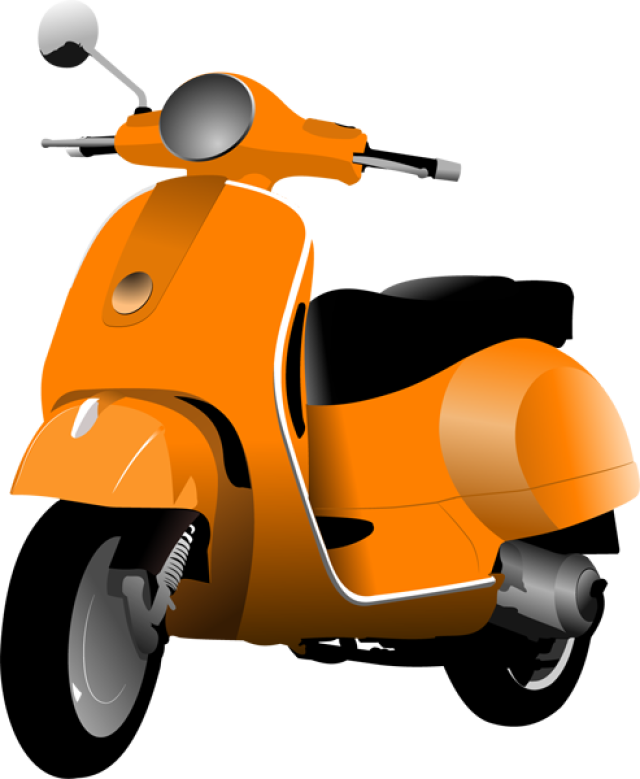 free png Scooter Clipart images transparent
