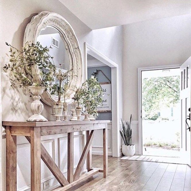 editorial worthy entry table ideas designed with every style home decorating pinterest decor and farmhouse also rh