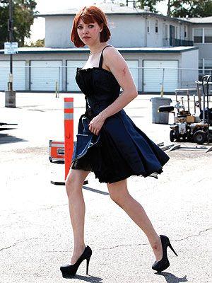 bfc5d61f97bc Amanda Seyfried s  In Time  Secret  Stunt Heels