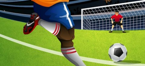 Penalty Kick Cartoon Google Search Hunger Games Ed Sheeran Cover World Cup