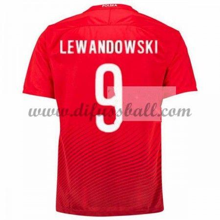 FC Bayern Trikot Home 201617 LEWANDOWSKI, Kinder