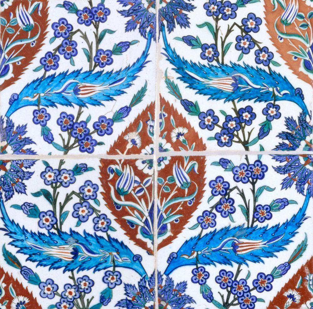 Art Designs Patterns Exploring Plant Based Design