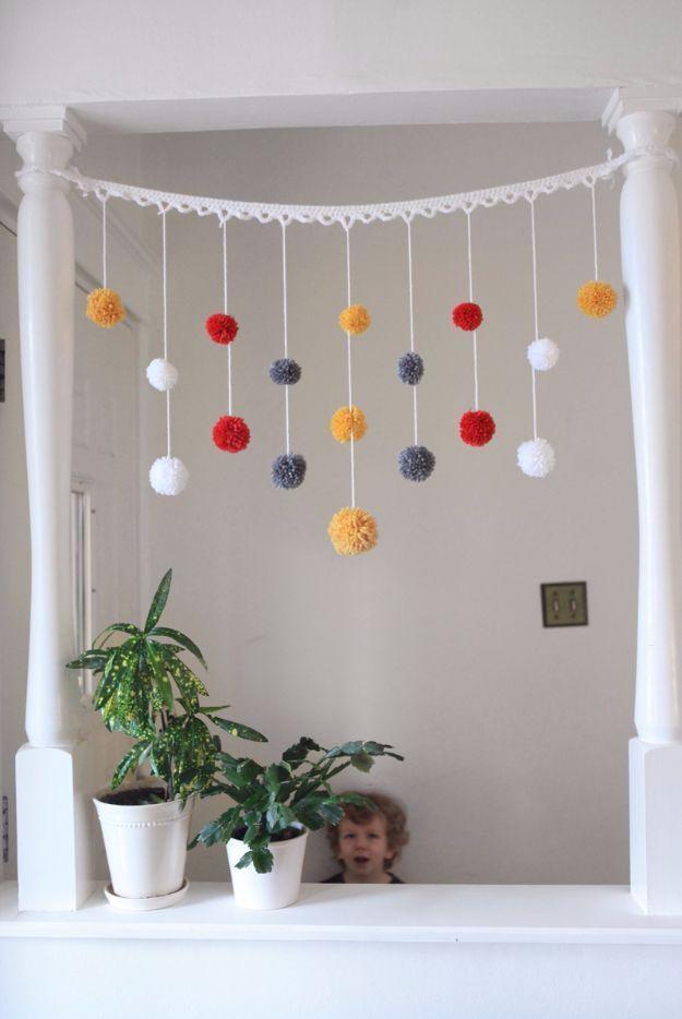 Photo of 39 Creative DIY Ideas Made With Yarn –  DIY Ideas With Yarn and Best Yarn Crafts…