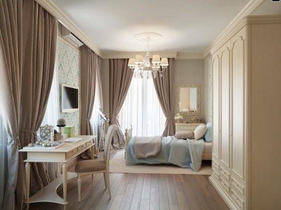 Dormitorio elegante en colores claros | Awesome Interiors ...