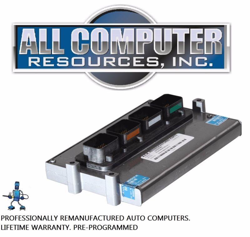 Chrysler PACIFICA Engine Computer Module ECM PCM ECU -