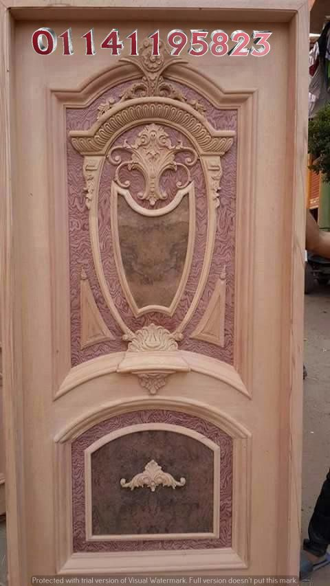 موديلات ابواب خشب Wood Doors Interior Wooden Doors Interior Door Design Wood