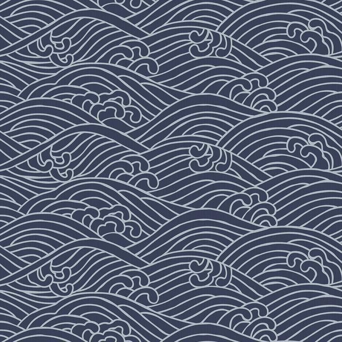 Removable Wallpaper from WallsNeedLove lifestyle Waves