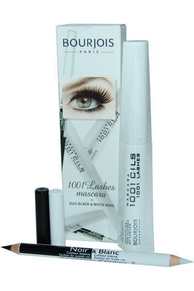 Makeup MascaraAll About Bourjois MascaraEye Eyes Lashes 1001 Nv8w0mn