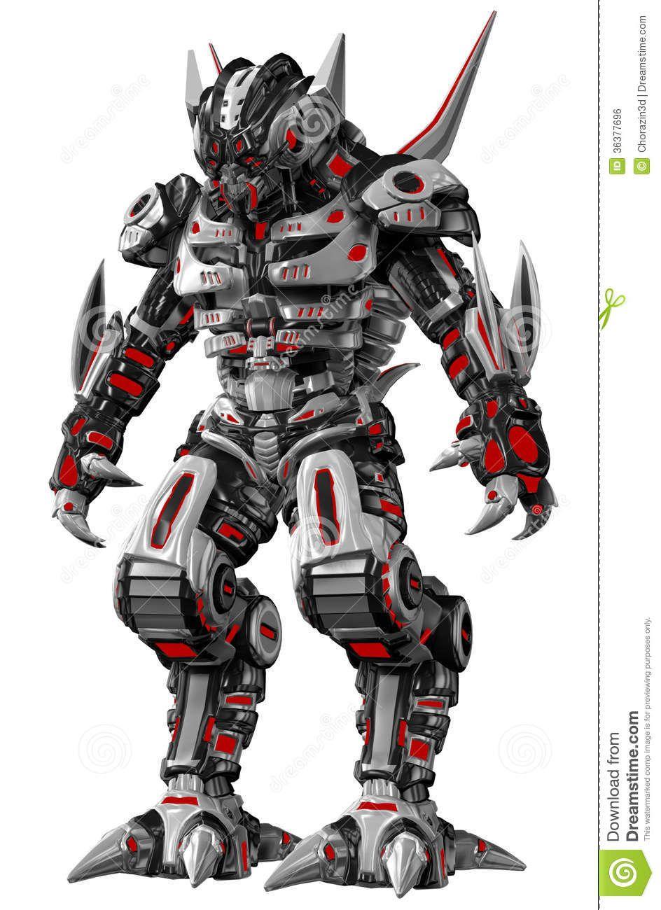 robots futuristas de guerra - Buscar con Google