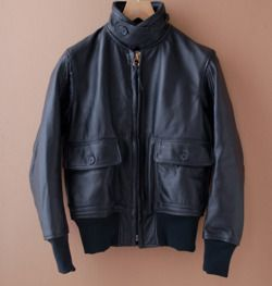 Ovadia & Sons leather jacket