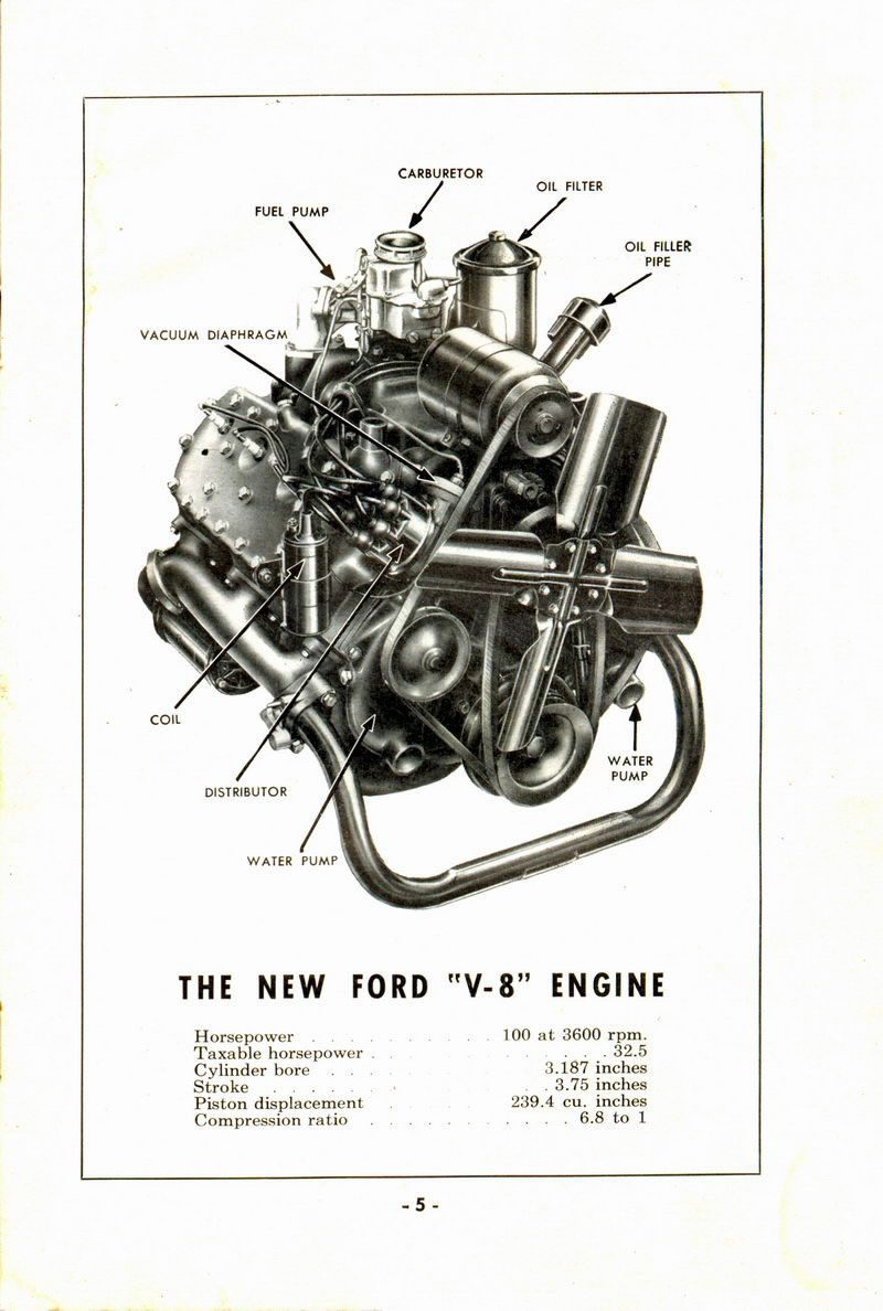 medium resolution of  49 ford flathead
