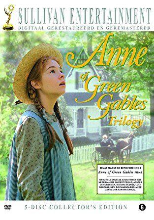Anne La Maison Aux Pignons Verts Film 2016 : maison, pignons, verts, Green, Gables, L'Integrale, (Cofret, (Import, Langue, Anglais), Green,, Gables,