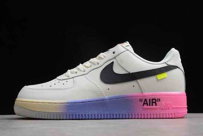 2018 Off White x Nike Air Force 1 '07 LV8 Queen Elemental