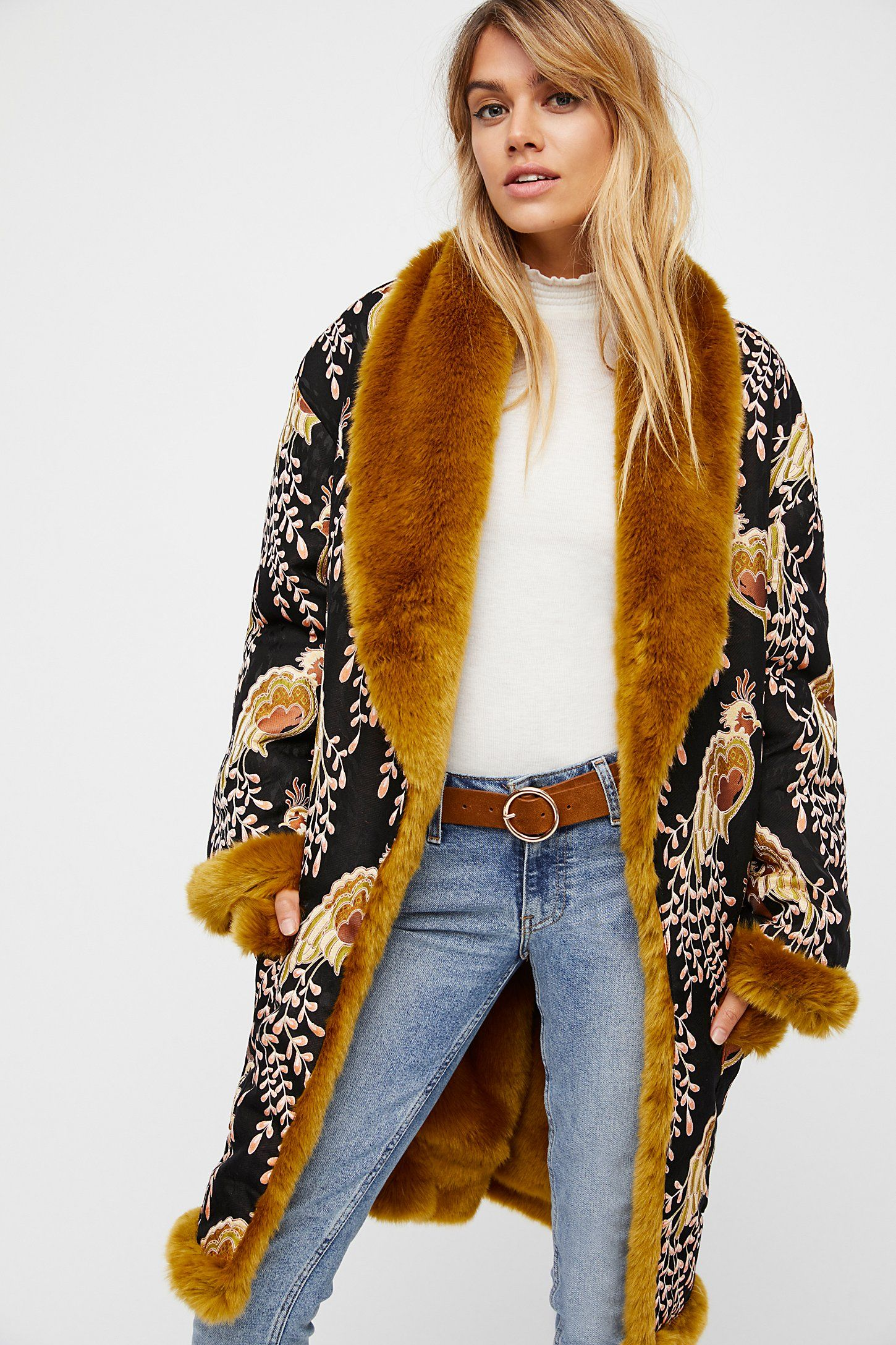 Shop our Secret Garden Coat at Free People.com. Share style pics with FP