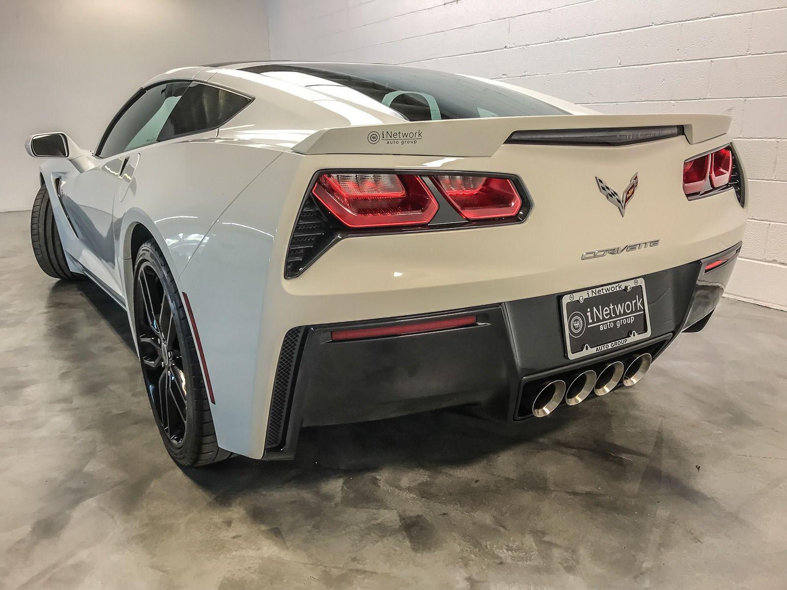 Used 2014 Chevrolet Corvette Stingray Z51 For Sale 42 991