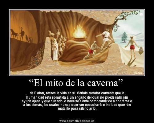 El Mito De La Caverna Movie Posters Poster Wisdom