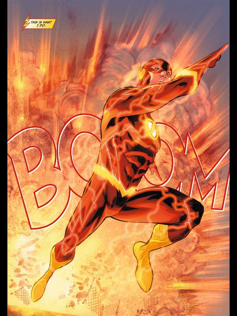 The Flash New 52 Issue 4 By Francis Manapul Flash Comics The