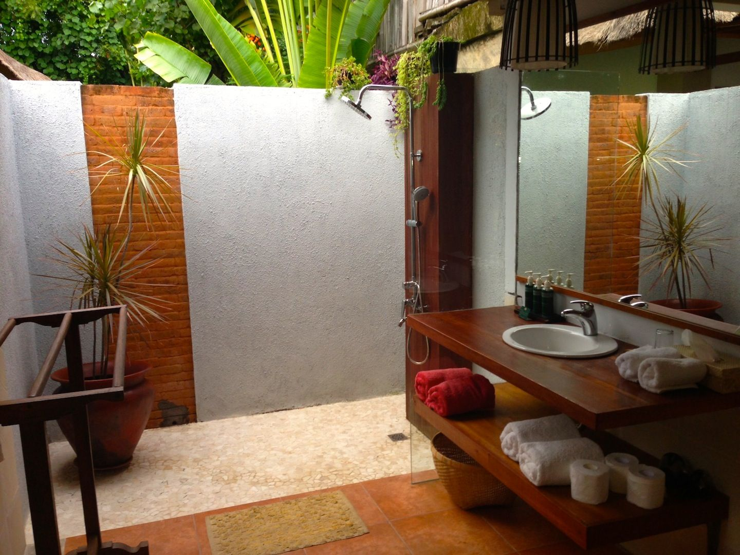 open air bathroom - google search | outdoor bath | pinterest
