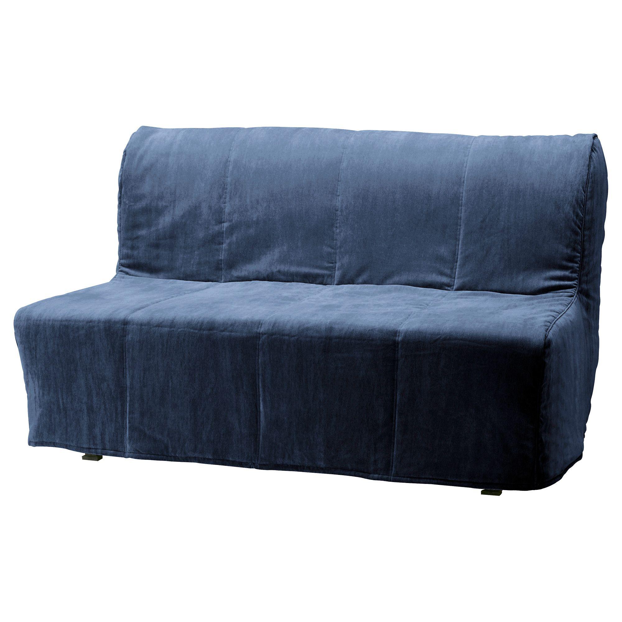 LYCKSELE MURBO 2er-Bettsofa - Henån blau - IKEA statt Sessel ...