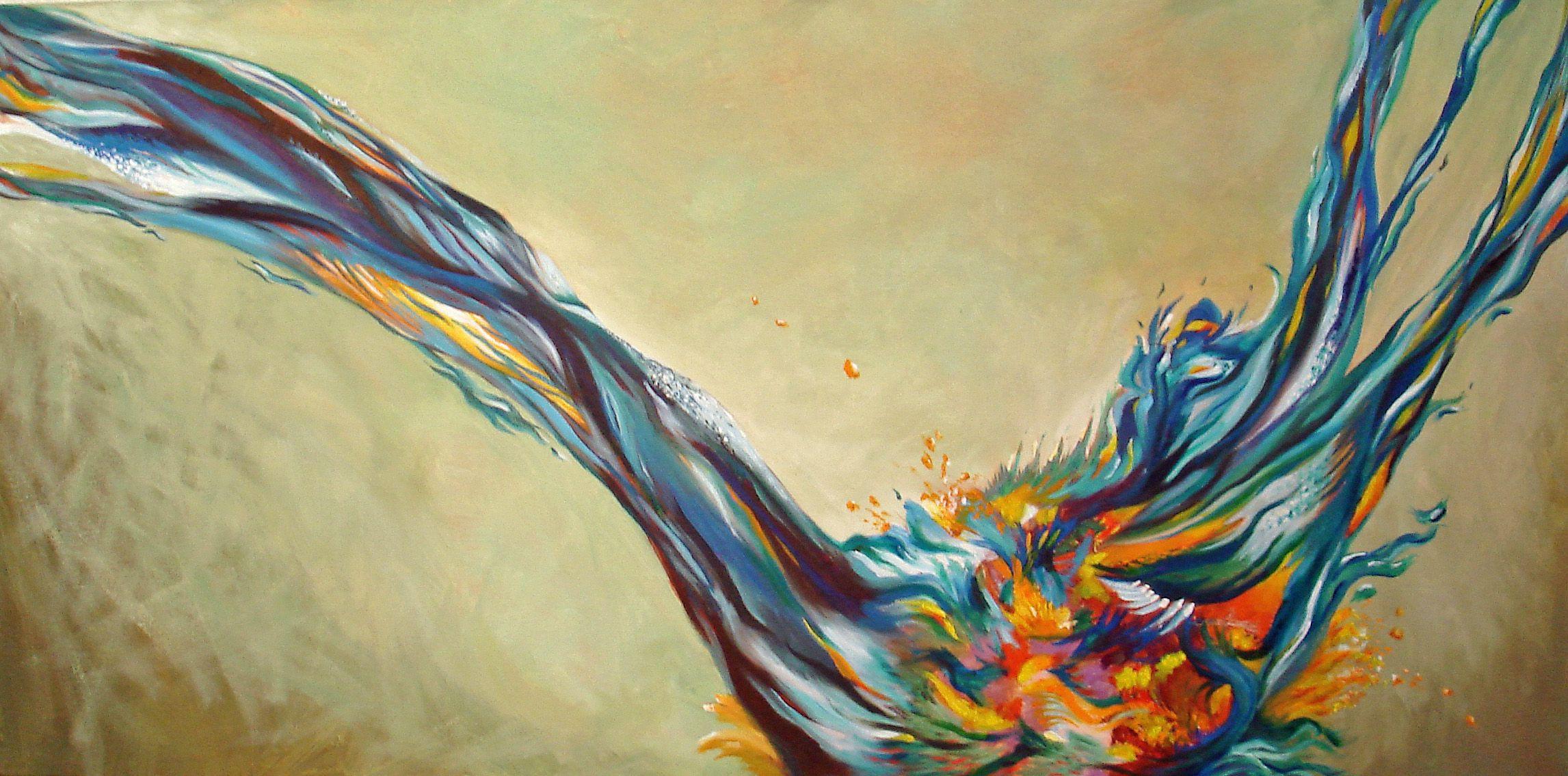 Valery Guignon- Splash